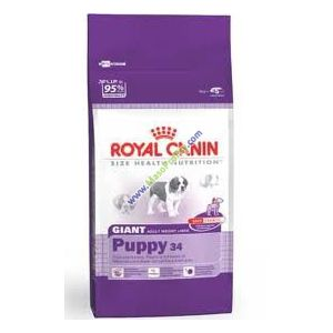 Royal canin Kom. Giant Puppy 15 kg
