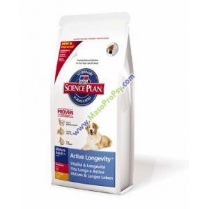 Hill's Canine Dry Senior Lamb&Rice 12kg