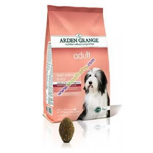Arden Grange Dog Adult Salmon/Rice 6kg