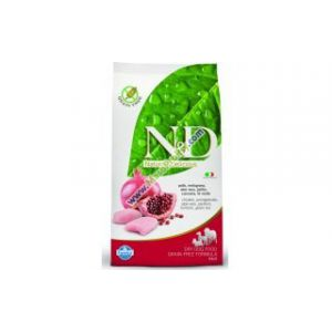 N&D Grain Free DOG Adult Maxi Chicken & Pomegranate 12kg