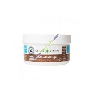 Vetercann Mallacan gel s konopím a dubovou kůrou 100 ml