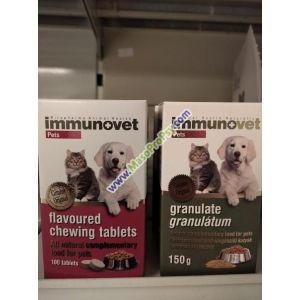 Immunovet Pets 100tbl
