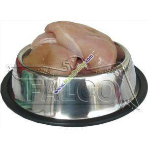 Kuřecí prsa 1kg - zlatavý proužek