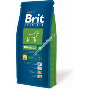 Brit Premium Dog Senior S 8kg